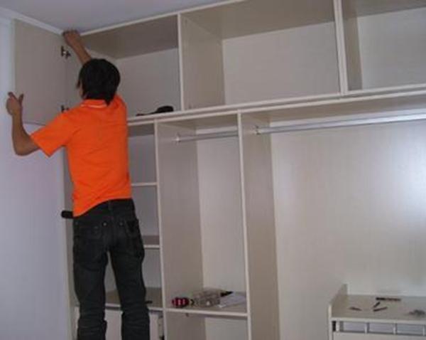 南京家具上门安装